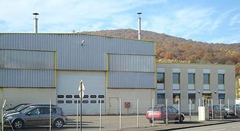 Usine Mengès Industries en 2009
